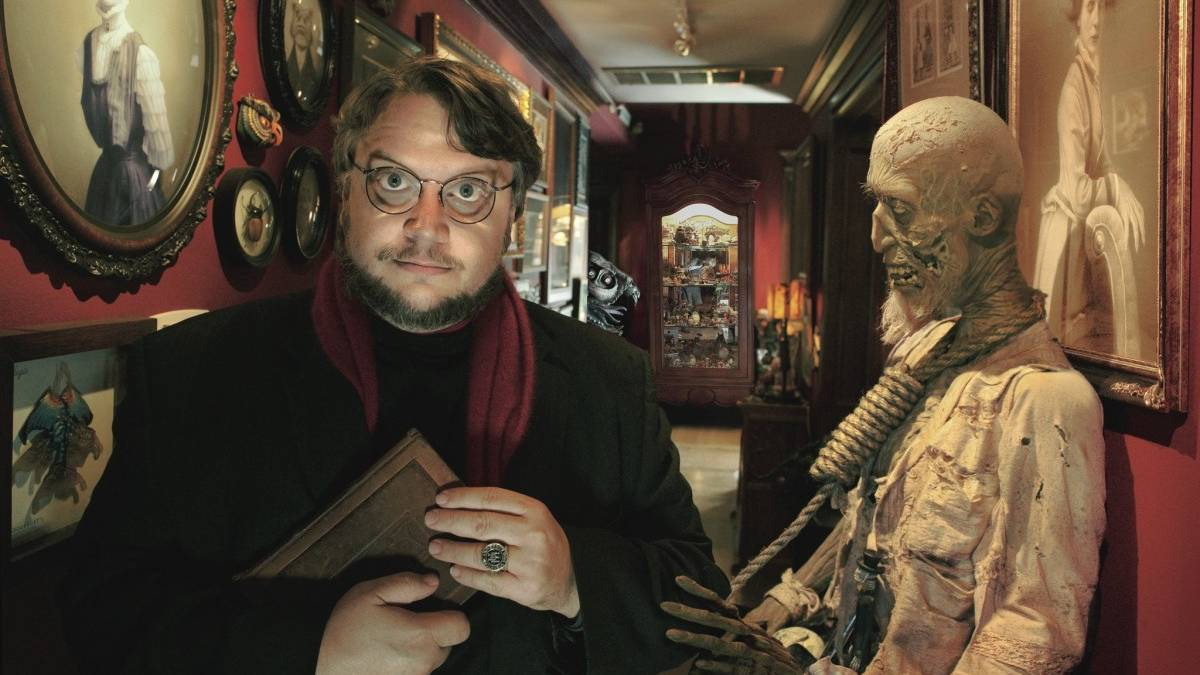 Guilhermo Del Toro in les 5 films d'horreur préférés de guillermo del toro