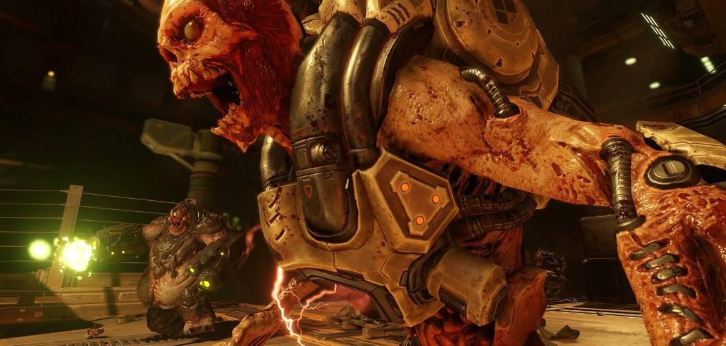 Doom 2016 : courir, plomber, exécuter, courir, sauter, exploser