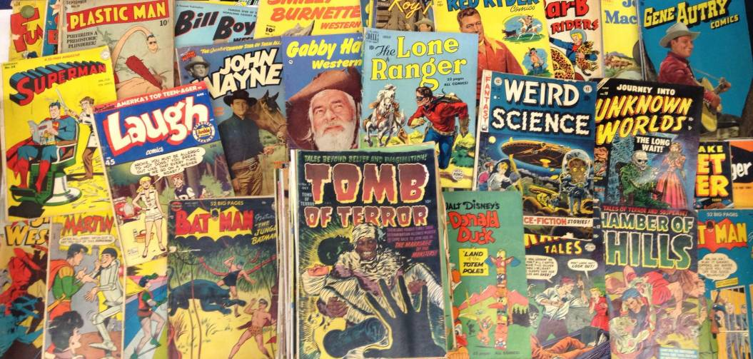 Les couvertures de comics les plus cool de tous les temps