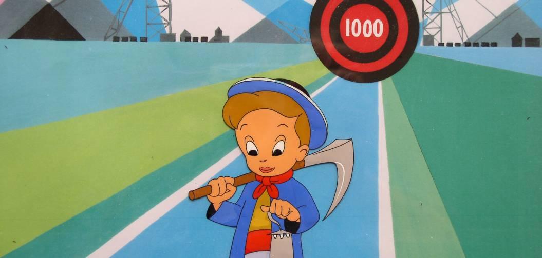 L'histoire cachée de Médiavision et du petit mineur volant