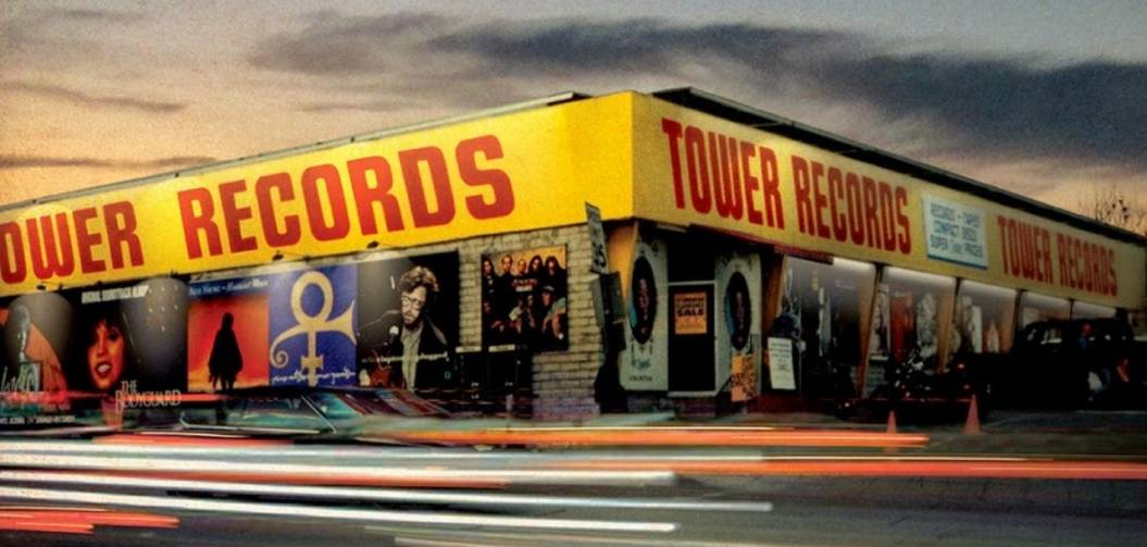 Tower Records : grandeur et décadence