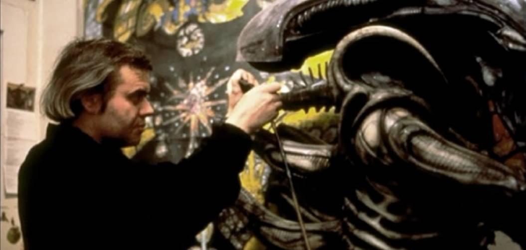 Sur le tournage d'Alien, ce chef d'oeuvre de la science-fiction