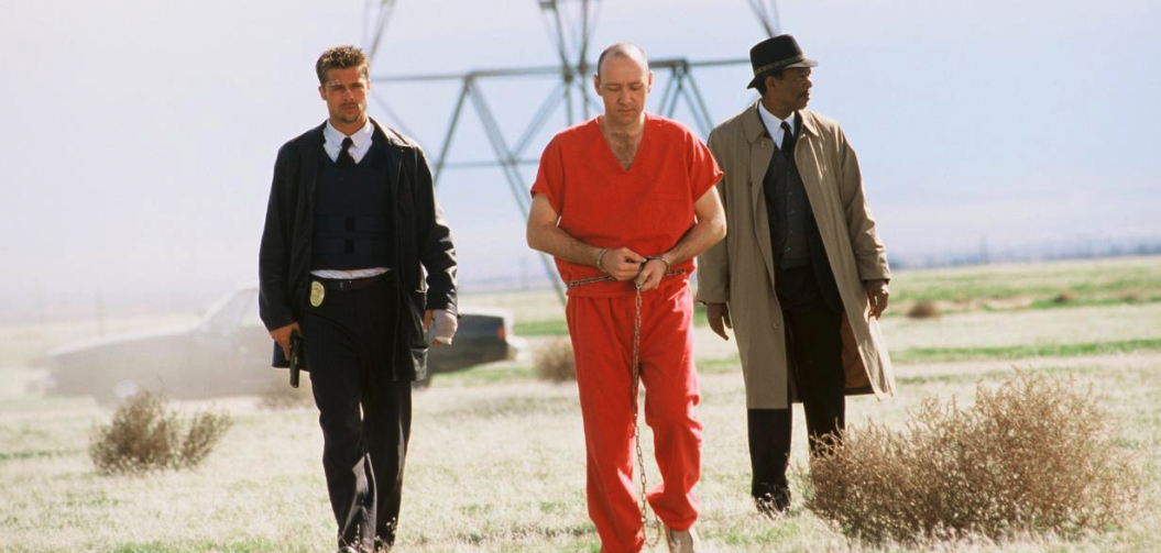 Sur le tournage de Seven, le plus beau des thrillers de David Fincher