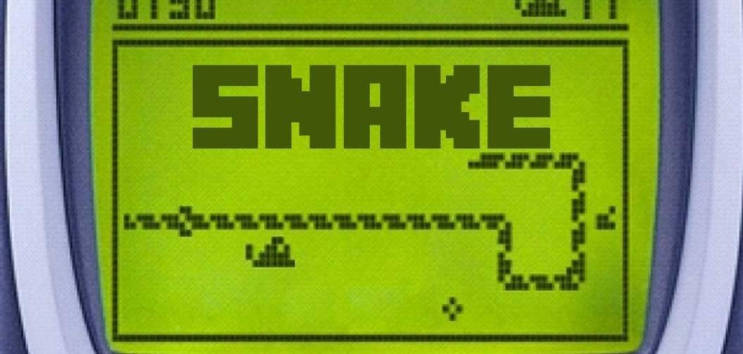 C'est l'histoire de Snake, un petit jeu devenu grand
