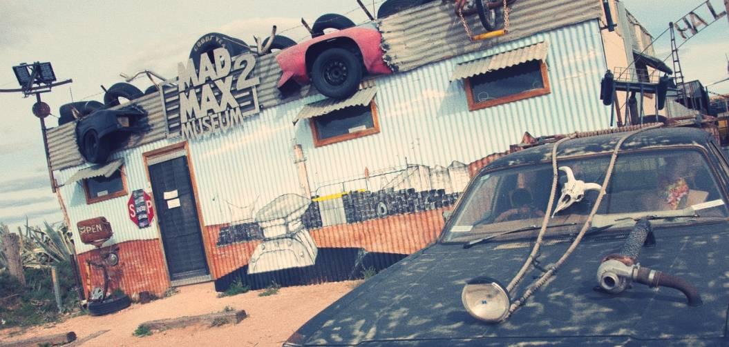 Mad Max Museum : sur les traces du tournage de Mad Max 2