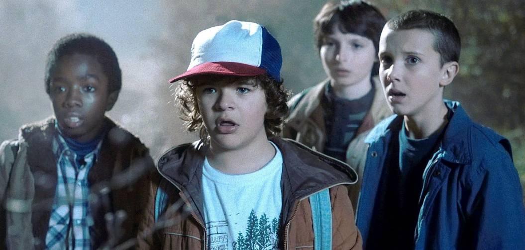 Stranger Things : Amblin, Spielberg et mélancolie