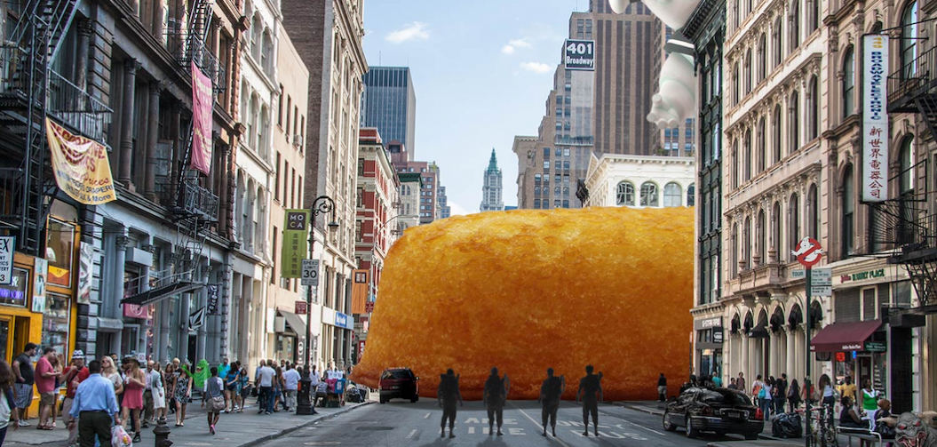 On a calculé le poids réel du fameux Big Twinkie dans Ghostbusters