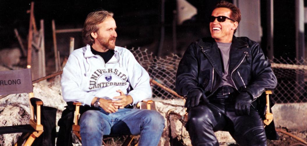 Sur le tournage de Terminator, le chef d'oeuvre de James Cameron