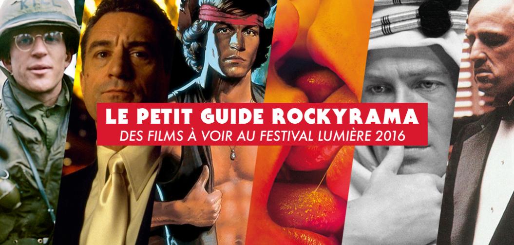 Le petit guide Rockyrama des films à voir au Festival Lumière 2016