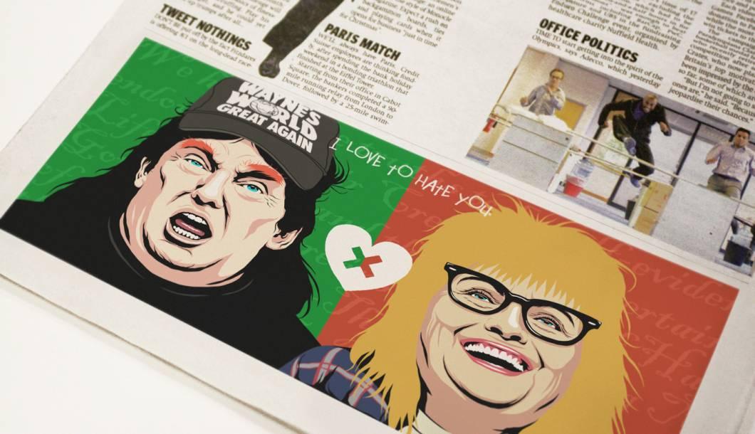 hillary-clinton-et-donald-trump-sont-des-heros-de-la-pop-culture