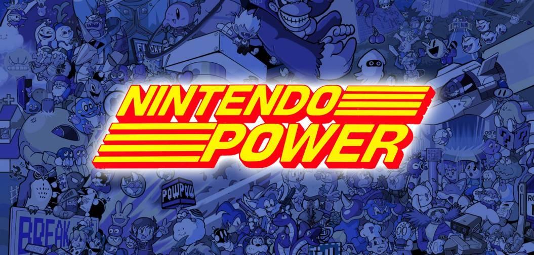 C'était Nintendo Power, le magazine officiel de Nintendo