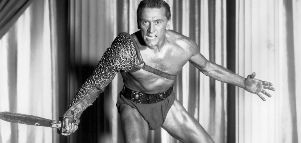 Kirk Douglas a 101 ans, et raconte ses films