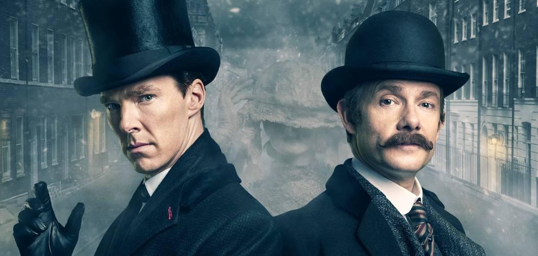 Sherlock, ou l'amour d'Internet pour la bromance