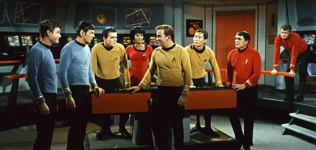 50 ans de Star Trek en 50 artistes