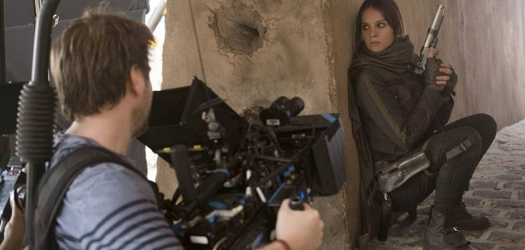 Sur le tournage de Rogue One : A Star Wars Story