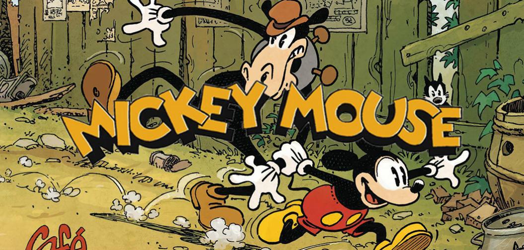 Café Zombo : une nouvelle aventure de Mickey