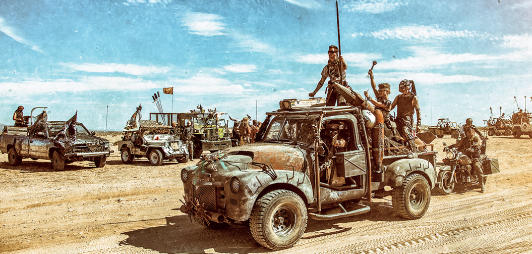 Wasteland : un Burning Man à la Mad Max