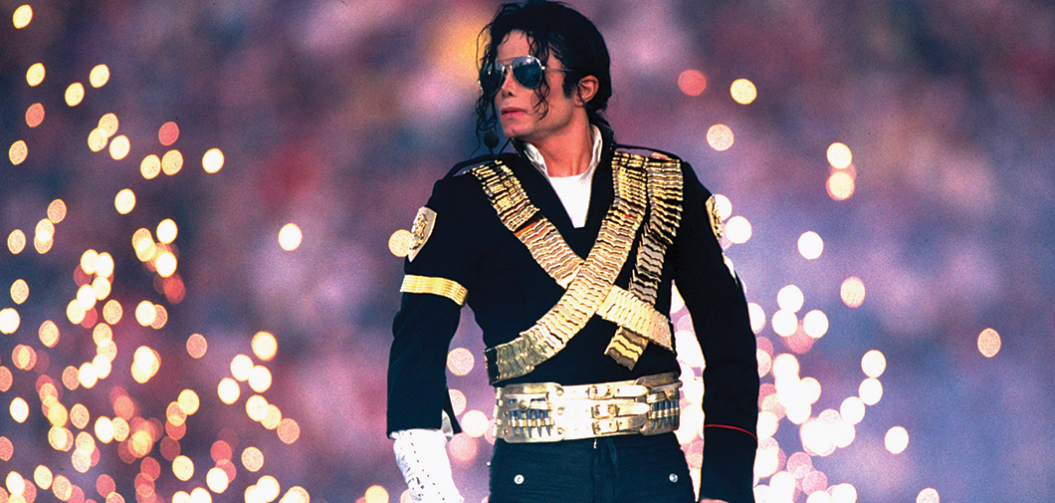 Michael Jackson au Super Bowl de 1993