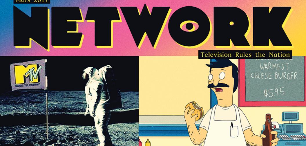 NETWORK, notre nouveau magazine sur la télévision et Internet