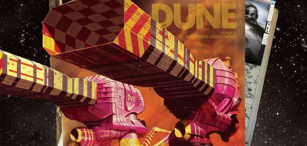 Jodorowsky's Dune, ce chef d'oeuvre qui ne verra jamais le jour