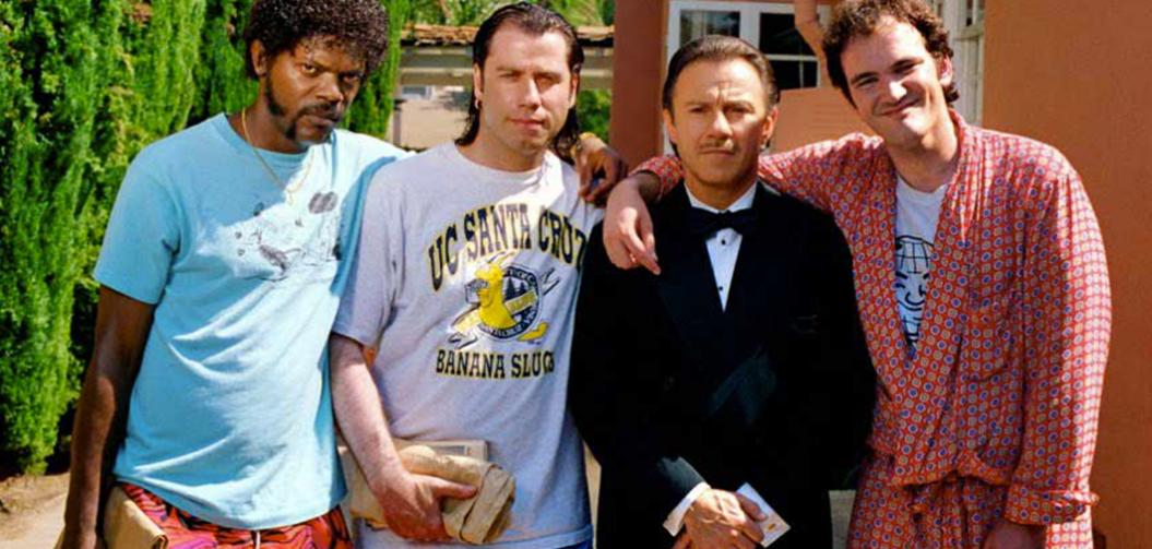Pulp Fiction, le film qui trône encore tout en haut de la filmographie de Tarantino