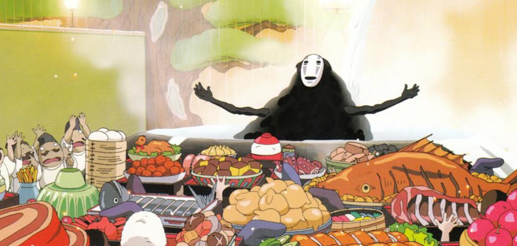 Les plats des films du studio Ghibli dans la vraie vie