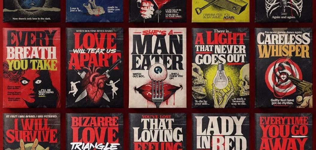 Quand des chansons de New Order et The Smiths deviennent des romans de Stephen King