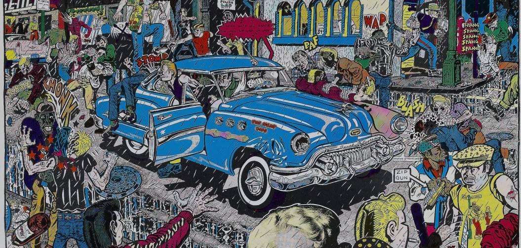 À voir : un documentaire sur le dessinateur de comics underground Spain Rodriguez