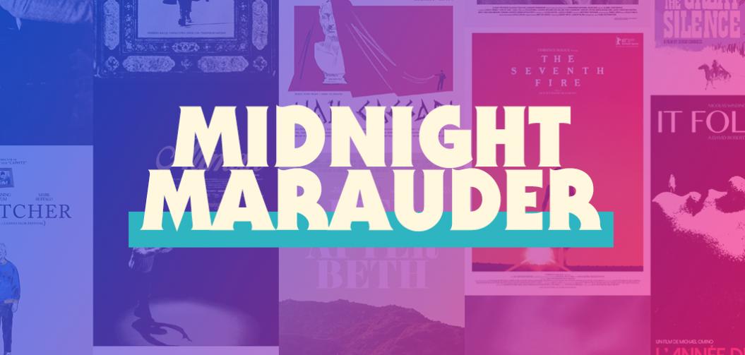 Midnight Marauder : ses affiches respirent sa passion pour le cinéma