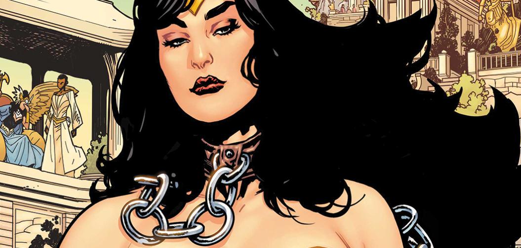"""""""Wonder Woman: Terre Un"""" : un récit de référence pour cette icône de la pop culture"""
