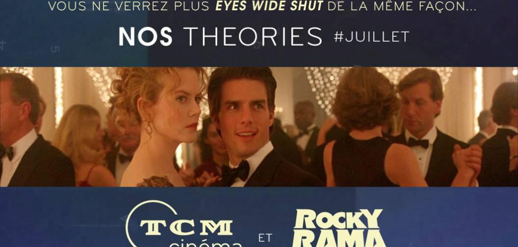 Nos théories sur TCM Cinéma : Eyes Wide Shut