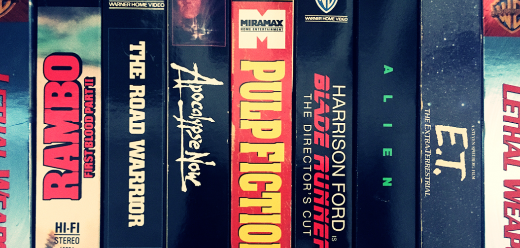 Video Club Rockyrama : notre collection de VHS