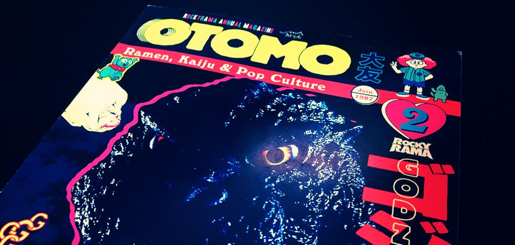 OTOMO : découvrez le sommaire du second numéro, enfin disponible !