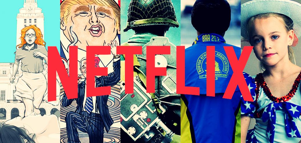 5 documentaires à (re)découvrir absolument sur Netflix