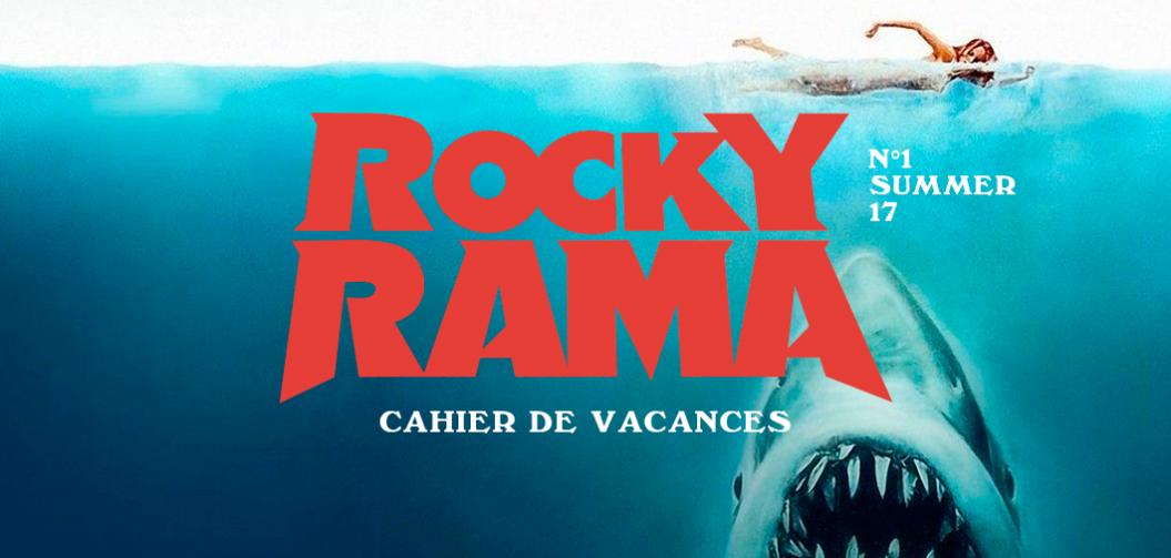 Cet été amusez-vous avec le cahier de vacances Rockyrama