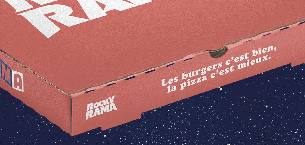 La pizza Rockyrama (recette)
