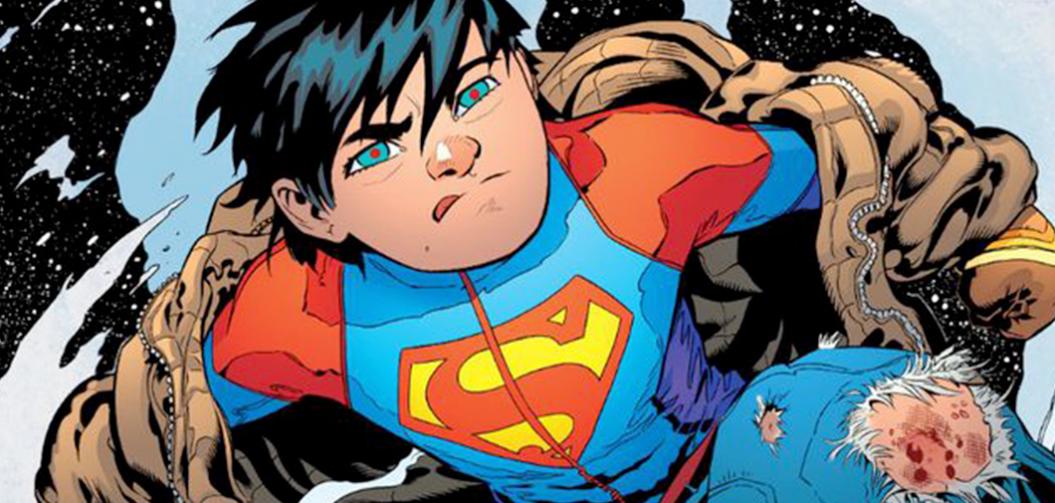 «Superman Rebirth» - le fils de Superman