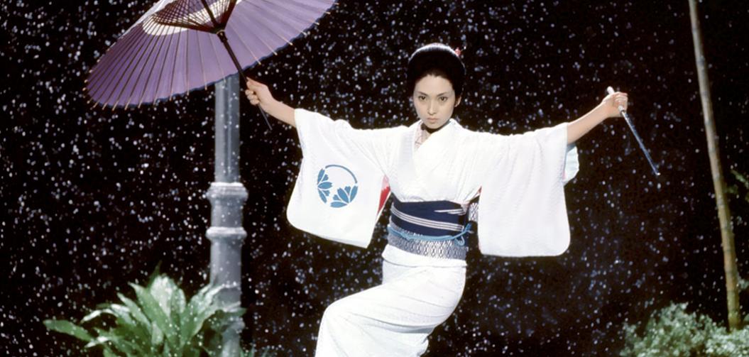 Lady Snowblood ou la princesse neige-carnage