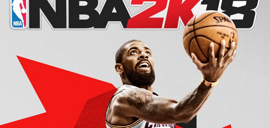 NBA 2K18ou le Lebron James du jeu vidéo de sport