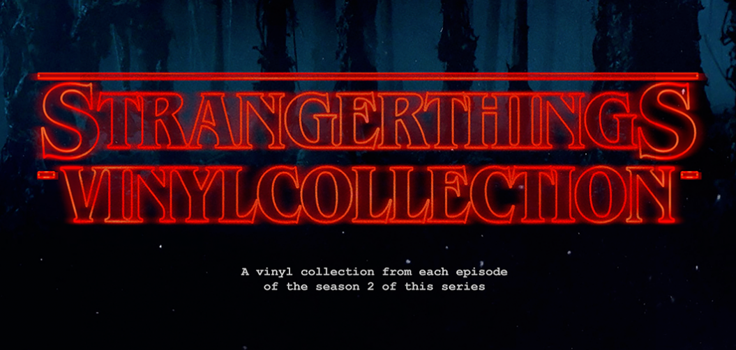 Stranger Things Vinyl Collection