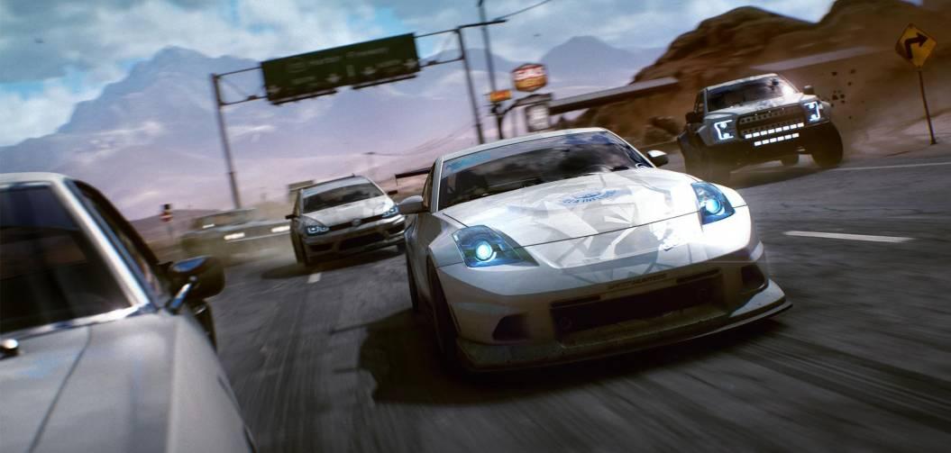 Need For Speed Payback : pas loin de la sortie de route