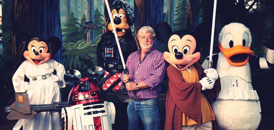 Lucasfilm et Disney : la chute de la République