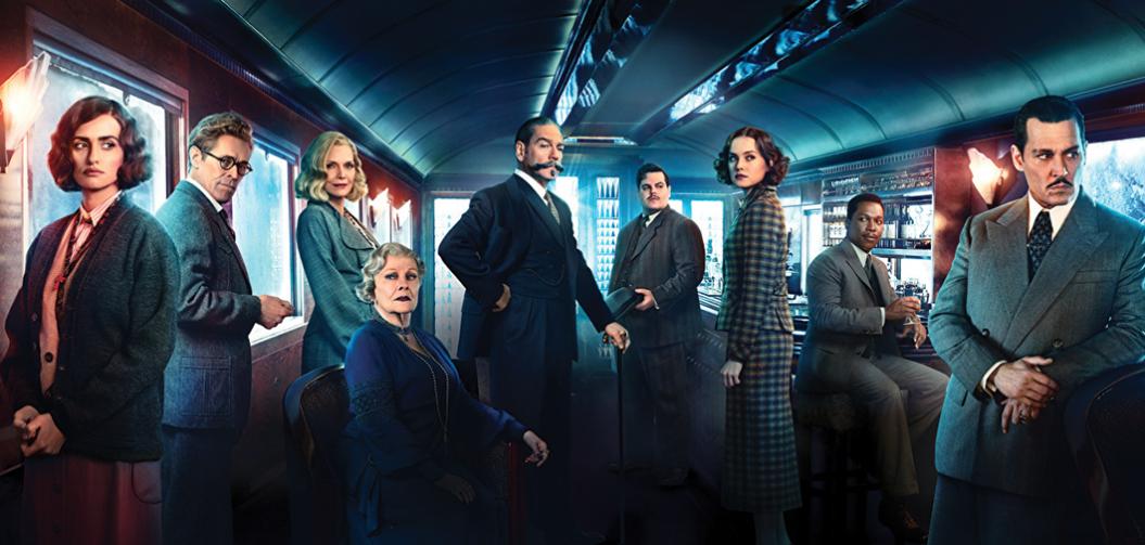 Le Crime de l'Orient Express : Cluedo pour les nuls