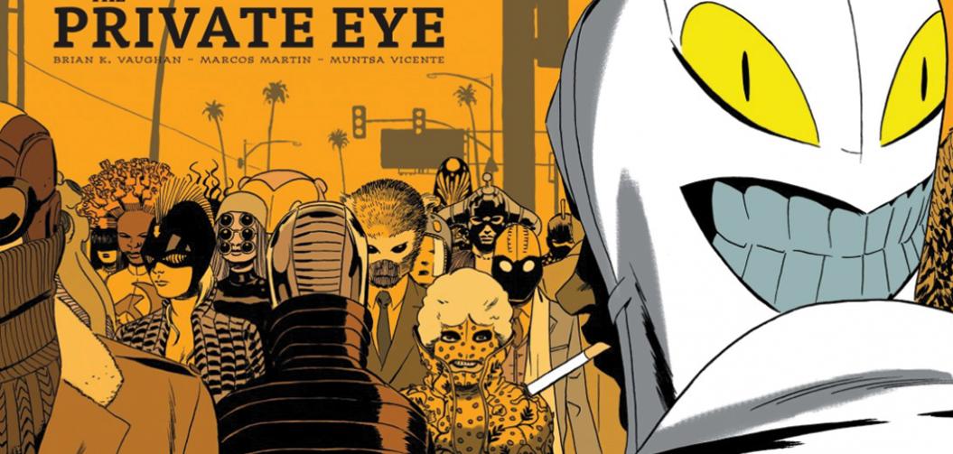 The Private Eye: une enquête néo-classique par l'auteur de «Saga»