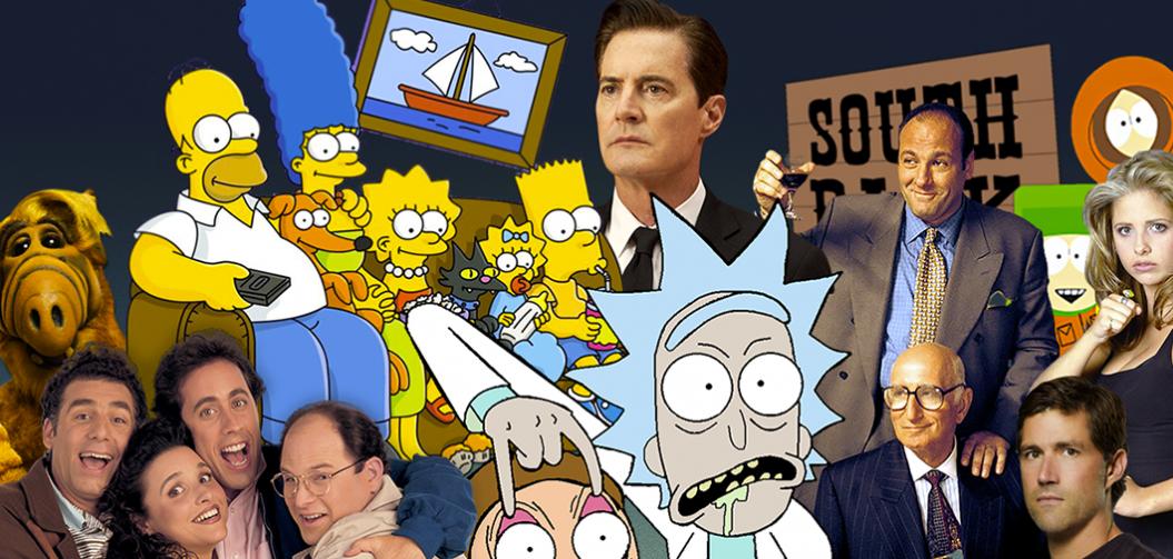 Quelle est la meilleure série de tous les temps ?