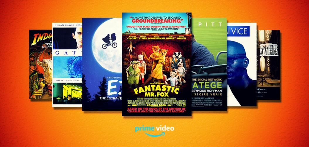 11 films à redécouvrir sur Amazon Prime Video