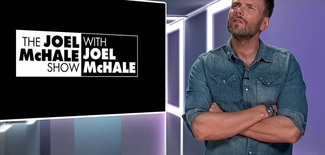 Vous devriez laisser sa chance au Joel McHale Show With Joel McHale sur Netflix