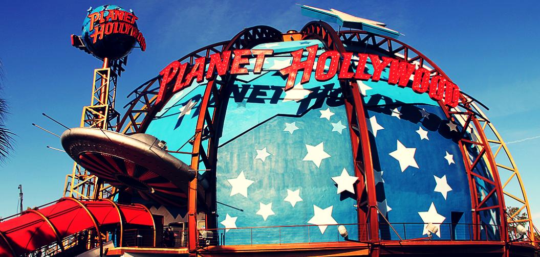 Planet Hollywood : les princes de l'univers