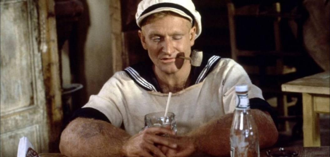 Popeye : coke en stock