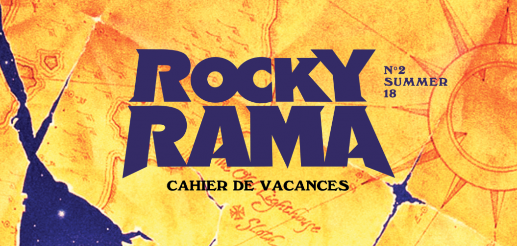 Cet été amusez-vous avec le nouveau cahier de vacances Rockyrama